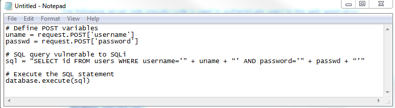 how-sql-injection-happens