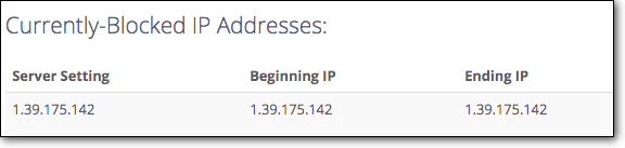 bluehost-blocked-ip-address