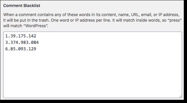 wordpress-comment-blacklist