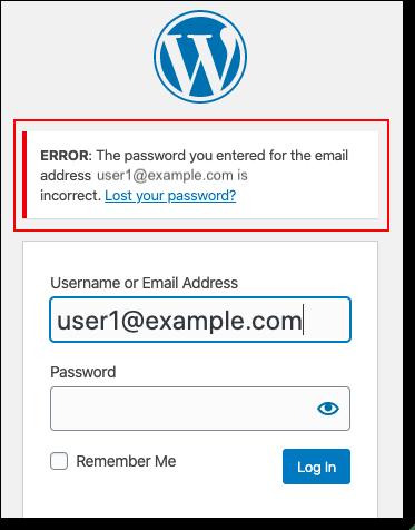 wordpress-login-indicates-password-is-wrong