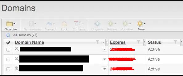 Transfer godaddy domain to different godaddy account