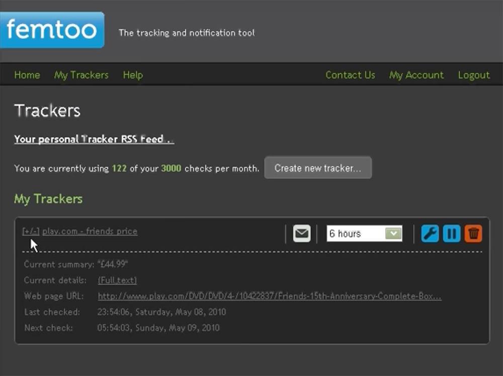 OnWebChange - Best Free Tools to Monitor Website Changes